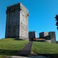 Photo taken at Castelo de Montalegre by Joao M. on 3/30/2013