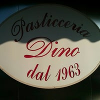 Photo taken at Pasticceria Dino by Anto R. on 3/9/2014