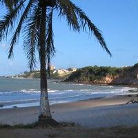Photo taken at Praia de Cotovelo by Railson B. on 3/27/2013