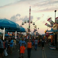 Photo taken at Delaware State Fair by Anky B. on 7/25/2013