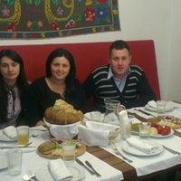 Photo taken at Панич Этноресторан by Oleg Liza K. on 11/4/2013