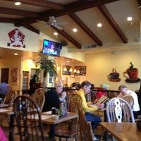 Photo taken at Jinky's Cafe Santa Monica by Elena Z. on 2/12/2013