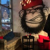 Photo taken at Monkey Grinder by Veronika on 5/21/2017