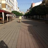 Снимок сделан в Стометровка пользователем Katya I. 5/20/2013