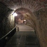 Photo taken at Pilsen historical underground by Сергей Б. on 12/16/2017