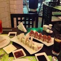 Photo taken at Fushi Sushi by Abdulrahman A. on 4/17/2013