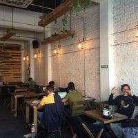 Foto tomada en Dosis Cafe por Reinaldo O. el 11/2/2015