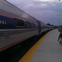Photo taken at Amtrak Station - Lynchburg, VA (LYH) by Dustin B. on 8/23/2013