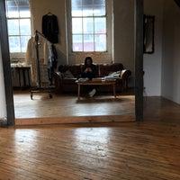Photo taken at Brooklyn Denim Company by Gabriela B. on 4/1/2017
