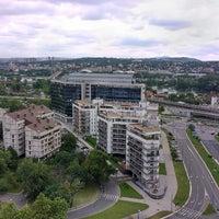 Photo taken at Blok 23 by Miljan S. on 8/16/2014