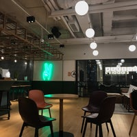 Photo taken at WeWork Tower 535 by JOYCE on 8/2/2017