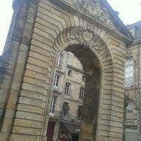 Photo taken at Porte Dijeaux by David J. on 10/2/2012