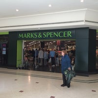 Photo taken at Marks & Spencer by Joaquin S. on 5/10/2014