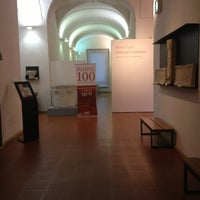 Photo taken at Museo della Città by Amedeo B. on 12/19/2012