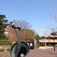 Photo taken at Fukuoka Art Museum by Shinya on 2/11/2013