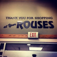 Photo taken at Rouses Market by Misha A. on 2/11/2013