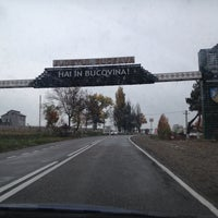 Photo taken at spre Suceava by Gimiga B. on 10/17/2013