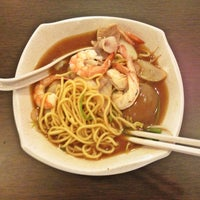 Photo taken at Banquet Food Court by Merva Man on 6/19/2013