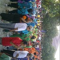 Photo taken at SMA Negeri 2 Bandar Lampung by Sulaiman Y. on 5/25/2013
