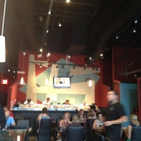 Photo taken at Pisces Sushi Bar & Lounge by Jonathan C. on 7/27/2013