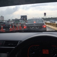 Photo taken at Plaza Tol Sunway (PJS) by Alia S. on 3/29/2017