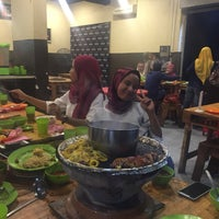 Photo Taken At Dapur Arang Corner Steamboat Amp Grill By Alia S