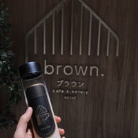 Foto scattata a Brown Café da Phenpitcha C. il 9/18/2018