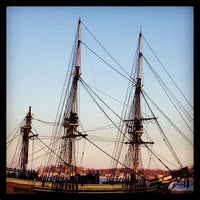 Photo taken at Pickering Wharf by Jillian S. on 3/10/2013