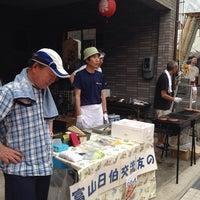 Photo taken at Toide Matsuri by Ellen V. on 7/6/2014