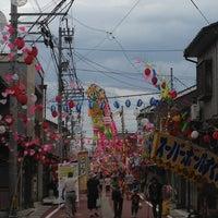 Photo taken at Toide Matsuri by Ellen V. on 7/6/2013