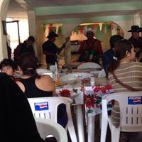 Photo taken at La Cocina De Ely by Marisol B. on 2/8/2014