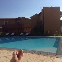 Photo taken at Terradimare Resort & Spa by viergrad on 6/5/2014