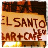 Photo taken at El Santo León by Alejandro R. on 7/14/2013
