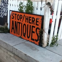 Photo taken at Weird Stuff Antiques by canihelpyou k. on 3/5/2013
