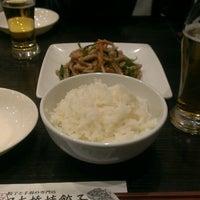 Photo taken at 日本橋焼餃子 ニュー新橋ビル店 by マッサル ☆. on 1/29/2015