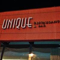 Photo taken at Unique Bar e Restaurante by Vinicius T. on 5/23/2013