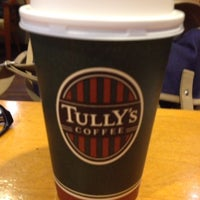 Photo taken at Tully's Coffee by Den K. on 2/17/2013