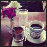 5/1/2013 tarihinde Birhan K.ziyaretçi tarafından Kaktüs Kahvesi'de çekilen fotoğraf