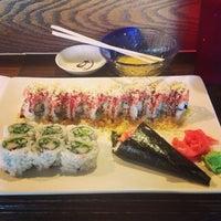 Photo taken at Kai Sushi Cafe by Lesley J. on 2/20/2014