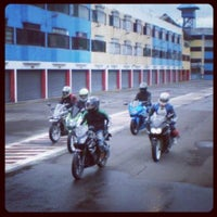Photo taken at Sentul International Circuit by dhani a. on 4/21/2013