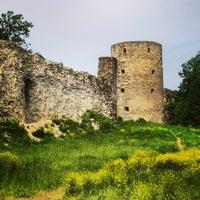 Снимок сделан в Копорская крепость пользователем Di V. 6/16/2013