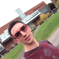 Photo taken at Brooklyn College West Quad Complex by Georgi S. on 9/25/2014