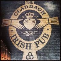 Photo taken at Claddagh Irish Pub by Jenne B. on 5/7/2013