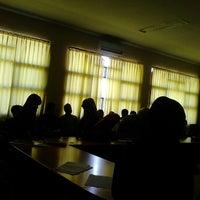 Photo taken at Gedung Dekanat FPIK UNPAD by Irfan S. on 2/14/2013