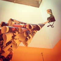 Photo taken at Lomography Gallery Store by Erin C. on 2/25/2013