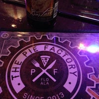 Photo taken at The Pie Factory by Clay H. on 1/15/2014