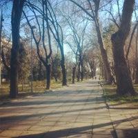 Photo taken at Аллея у ЦУМа by Darin S. on 3/17/2015