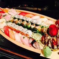 Photo taken at Kami Chinese & Sushi by Julee H. on 4/3/2014