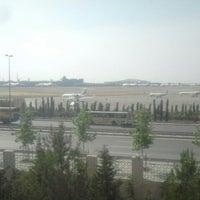 Photo taken at Milli Aviasiya Akademiyası / National Aviation Academy by Nico Í. on 6/1/2013