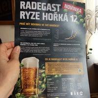 Photo taken at Lašská jizba by Zuzana D. on 6/24/2014